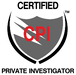 Steadfast Private Investigations is a Certified Private Investigator, and properly licensed and insured.